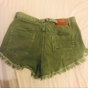 One Teaspoon Shorts - *Like New* One Teaspoon Shorts